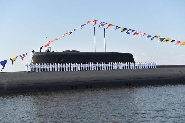 """ВМФ России получит четыре улучшенные подлодки проекта 677 """"Лада"""""""