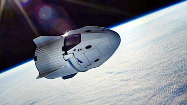 Капсула SpaceX с астронавтами снова отправится на МКС