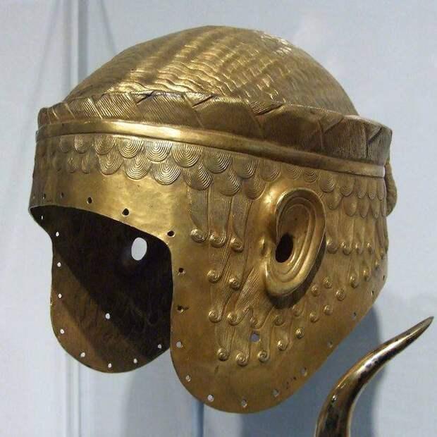 Самые дорогие шлемы. Шлем Мескаламдуга, героя благодатной страны. Часть четвёртая