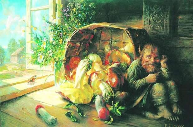 Домовой – «дедушко-непоседушко»