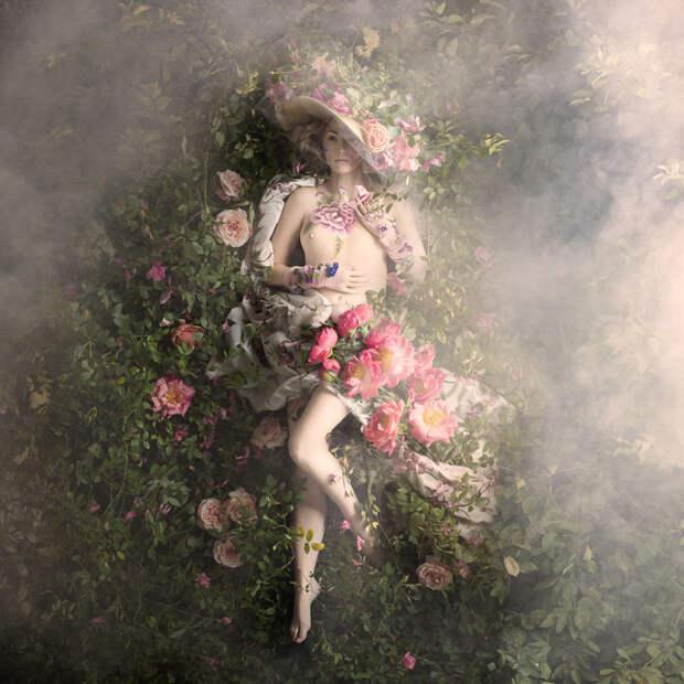 ФОТОВЫСТАВКА. Alexia Sinclair: очарование стиля рококо