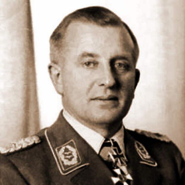Подполковник Теодор Ровель, 09.02.1894 — 06.06.1978 - Крылатые предвестники войны | Warspot.ru