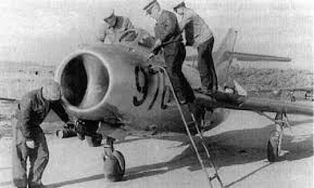 «Чёрный четверг»: сколько самолётов США сбили советские асы 12 апреля 1951 года