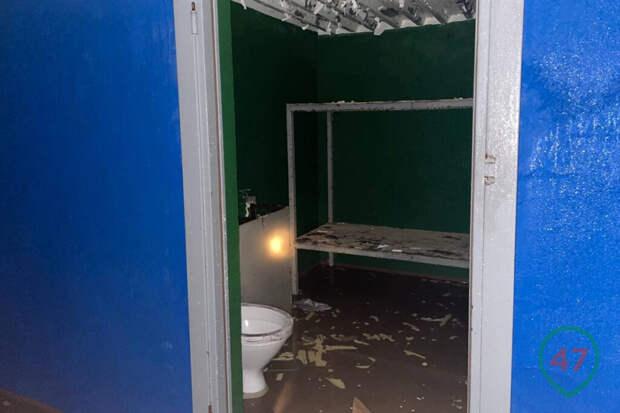 Подпольную тюрьму с крематорием нашли в Ленинградской области