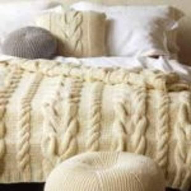 вязание для дома фото
