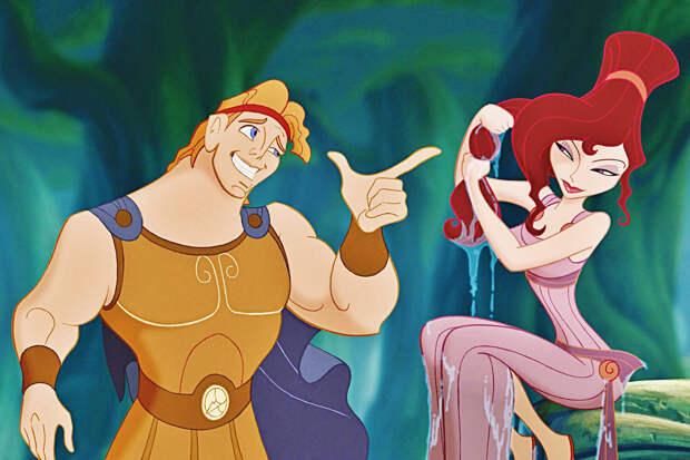 Disney снимет игровой ремейк «Геркулеса»