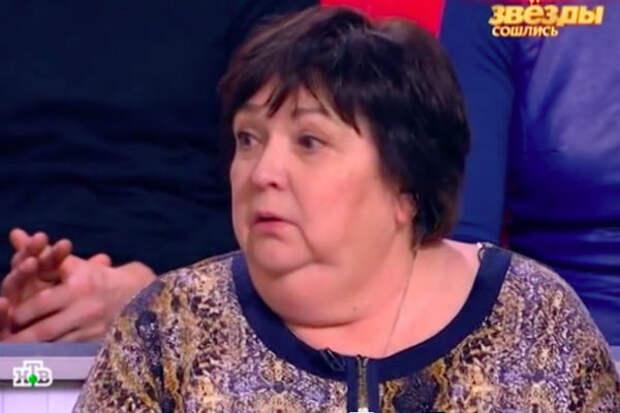Умерла мать Алексея Панина