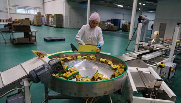 Кондитерская фабрика в Подольске вложила более 300 млн руб в модернизацию