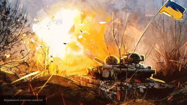 Неменский назвал условие, при котором закончится гражданская война в Донбассе