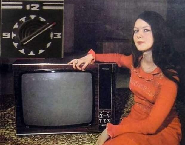Почему телевизоры в СССР делали на 12 каналов, а показывало всего 2 программы (8 фото)