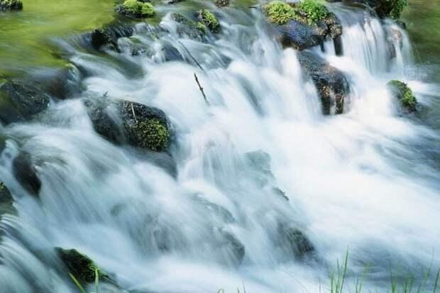 Тайна японских водопадов