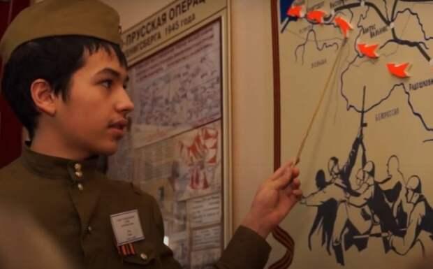 Музей «Добровольцы»: как школьники Сокола сохраняют память о героях войны