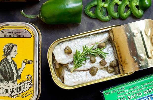 Открываем рыбные консервы: вкуснейшие блюда за минуты