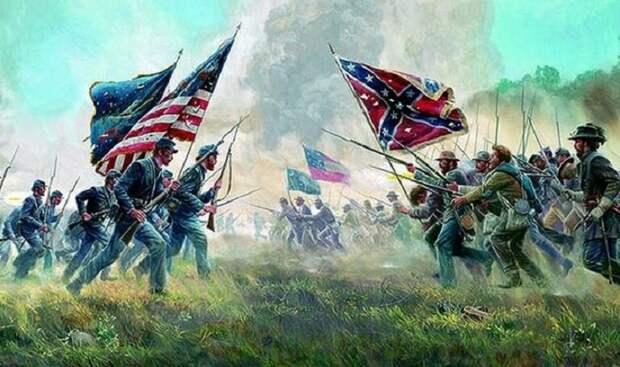 Расизм наоборот в современной Америке, стоящей на пороге новой гражданской войны