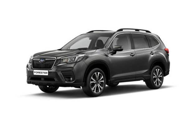 Subaru Forester нового модельного года – уже в России