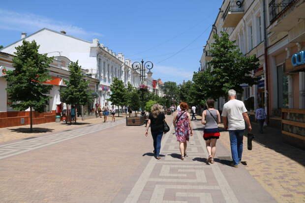 Власти Крыма разрабатывают проект по расширению симферопольской агломерации