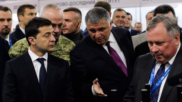 Украина превратилась в поле чудес для оружейных проходимцев