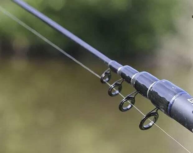 Почему мы не берём на рыбалку удочки