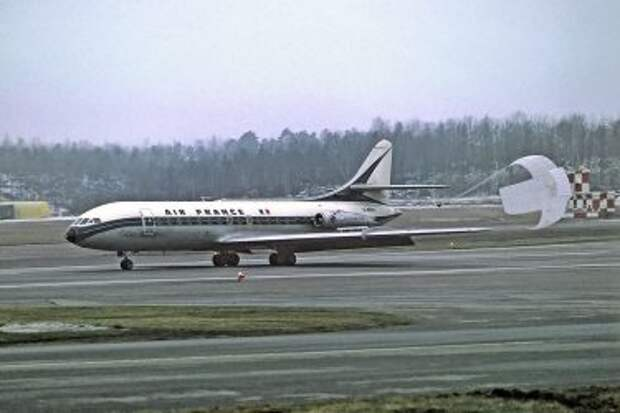 Sud Aviation Caravelle III Air France