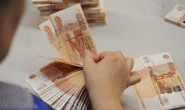 МЭР: Рост зарплат в России обнулится из-за санкций