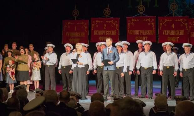 Победный май в Севастополе (ФОТО)