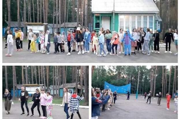 """В спортивном лагере """"Салют"""" в этом году отдохнут почти 400 детей"""