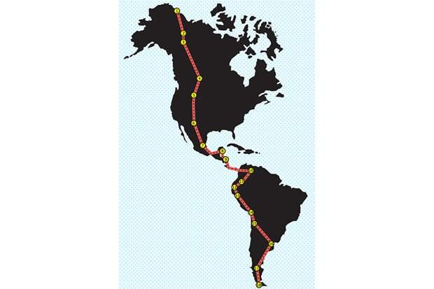 Самые странные дороги в мире
