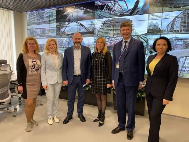 Жители Подмосковья первыми в России начали следить за капремонтом домов онлайн