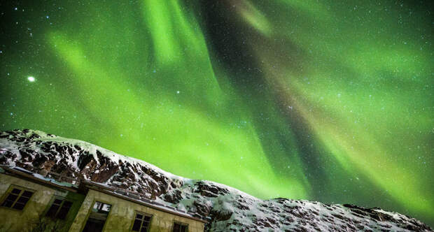 Шесть недорогих мест, где можно понаблюдать за северным сиянием и не разориться