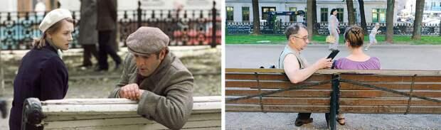 По местам киногрёз. Куда в Москве ходили на свидания парочки из фильмов