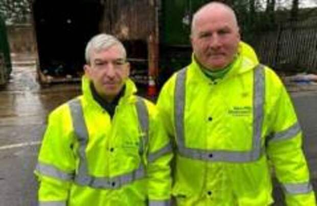 Два шотландца нашли в мусоре 20 000 фунтов