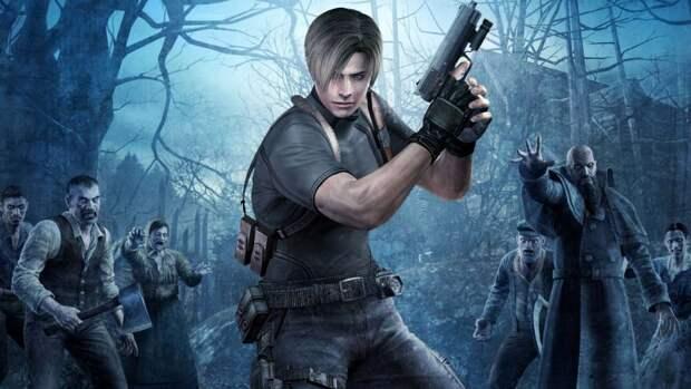 Capcom анонсировала выход VR-версии игры Resident Evil 4