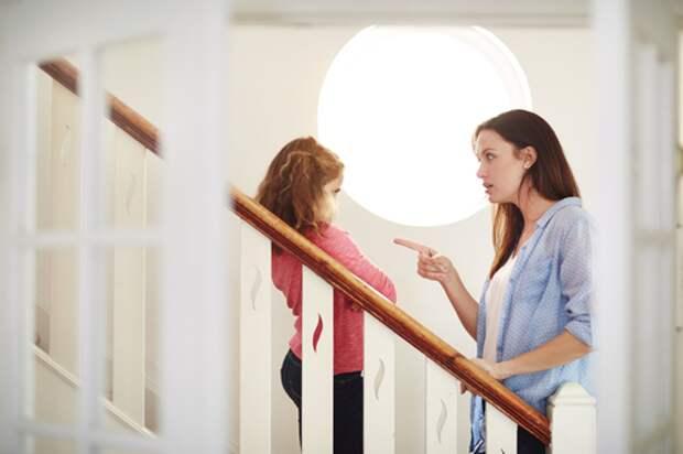 Чем чаще мама ворчит, тем больше у ее детей шансов! Вот почему