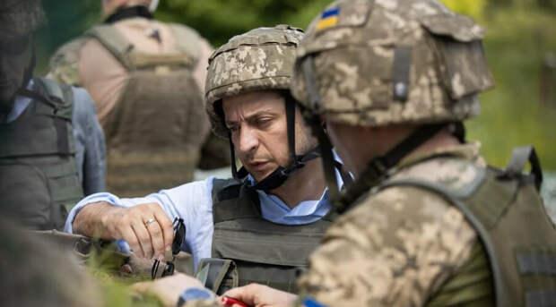 Владимир Зеленский сообщил о «еле живых» минских соглашениях