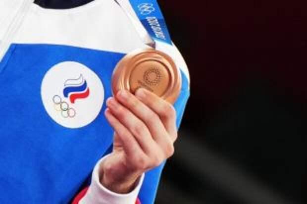 Сборная РФ по итогам первого дня Олимпиады разделила с Сербией 10-е место