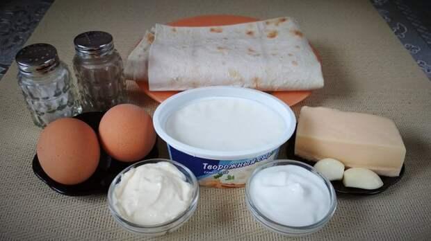 Быстрые закуски в лаваше: два любимых рецепта Рецепт, Жуй-Ка!, Закуска, Сыр, Рыба, Длиннопост, Лаваш