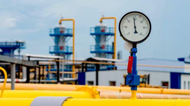 Цена фьючерсов на газ в Европе выросла на 5,6%