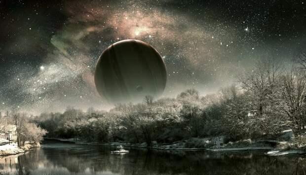 Обнаружены невидимые планеты-изгои
