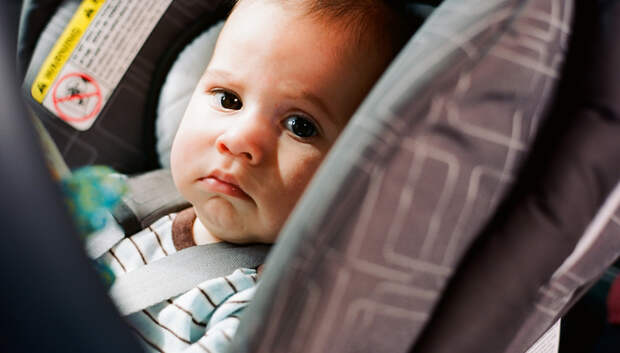 В Подольске 25 марта проверят автомобили на наличие детских кресел