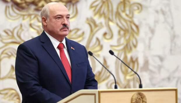 Лукашенко заявил, что в Белоруссии не будет транзита власти