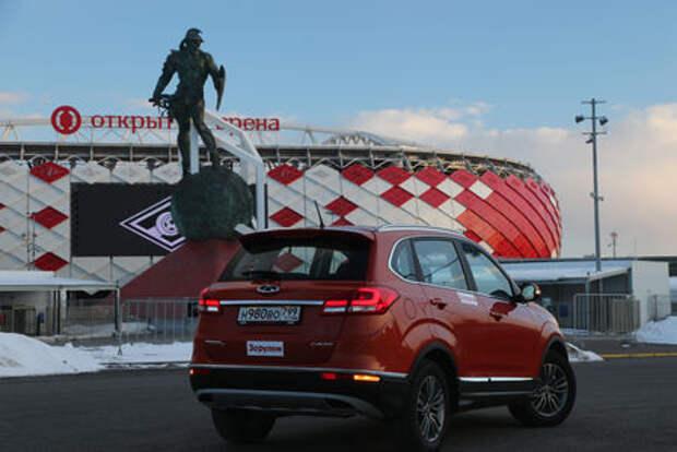Футбольный маршрут: все стадионы чемпионата мира