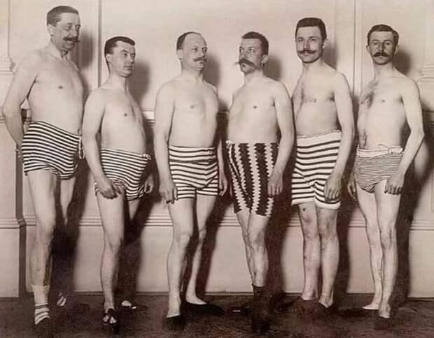 Мужской конкурс красоты (1919 год)