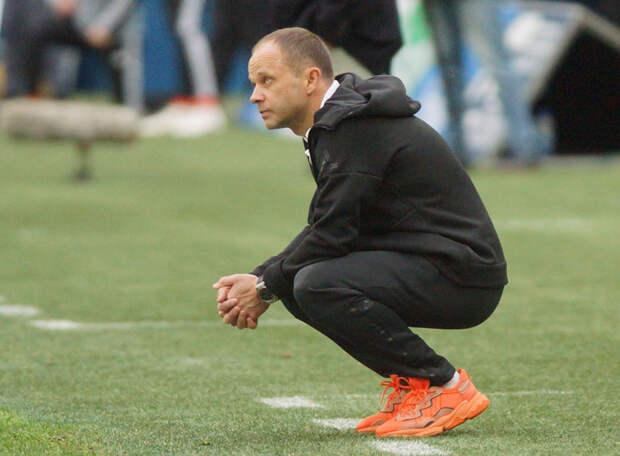 Дмитрий Парфенов по горячим следам полуфинального поражения подал в отставку: «Все вопросы к президенту»