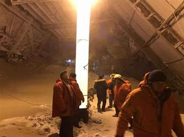 Авария в цеху в Норильске произошла из-за грубого нарушения техники безопасности - Потанин