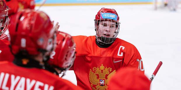 Россия унизительно разгромила Чехию на чемпионате мира! Наши юниоры забили 11 голов, у звездочки Мичкова — хет-рик.