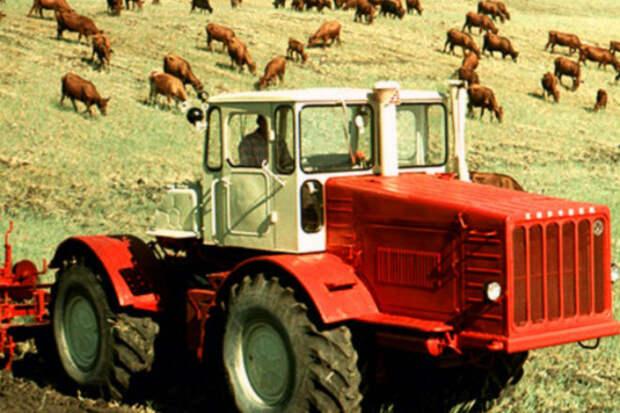 7 тракторов из СССР, которые стали легендарными