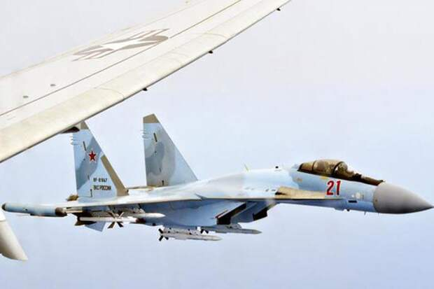 «Ваня, бей, а я прикрою»: Американцы возмущены «безрассудностью» российских пилотов