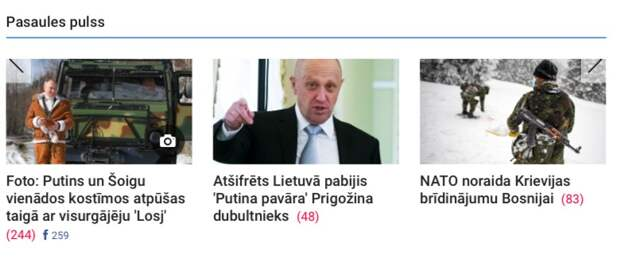 Публичная риторика и тайные чаяния прибалтийских лимитрофов в ожидании Путина