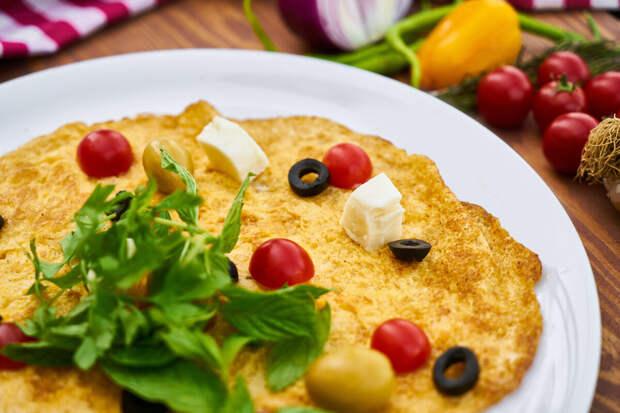 Приготовление низкокалорийных блюд из яиц и молокопродуктов с низкой калорийностью.