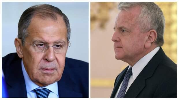 Axios рассказал о реакции посла США на предложение МИД покинуть Россию